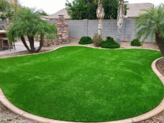 Artificial Grass - Gilbert, AZ - The Yard Stylist Landscaping Services