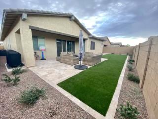 Artifical Grass – Hardscapes – Yard Stylist – Meridian Neighborhood Queen Creek AZ