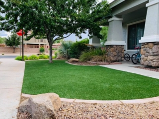 Artificial Grass – Decorative Rock – Lawn Edging – Landscaping Plants – Yard Stylist – Arizona