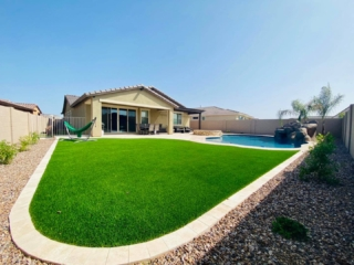Artificial Grass – Decorative Rock – Yard Stylist – Eastmark Arizona