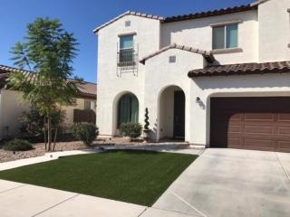 Artificial Grass Installation – Chandler AZ – Front Yard Area – The Yard Stylist
