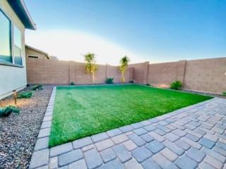 Artificial Grass – Pavers – Decorative Rock – Lawn Edging – Yard Stylist – Gateway Quarter AZ