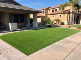 Artificial Grass for Dogs – Mesa AZ – Pavers – The Yard Stylist